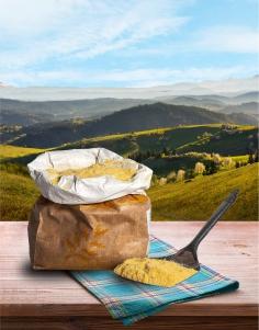 Kukuruzno brašno žuto - Bistričko 1kg