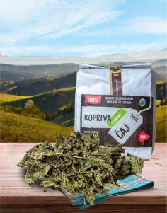 Livadski čaj KOPRIVA - 50gr