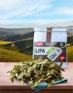 Livadski čaj LIPA - 50gr