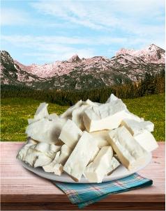 Mladi sir kravlji - Planinski 500gr