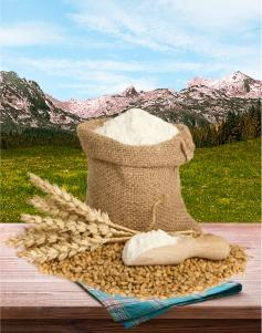 Pšenično integralno brašn - Bistričko 1kg