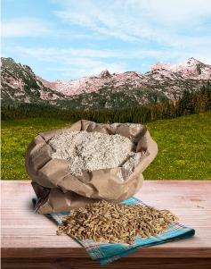 Raženo brašno - Bistričko 1kg